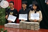 Triệt xóa đường dây ma túy Nghệ An - Cao Bằng, thu giữ 55 bánh heroin