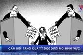 Chỉ thị của Ban Bí thư về việc tổ chức Tết năm 2020