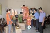 VKSND tỉnh Quảng Bình, Hà Tĩnh tăng cường các biện pháp nghiệp vụ, không để pháo lậu nóng dịp cuối năm