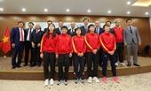 Đội tuyển Bóng đá nữ Quốc gia sẽ nhận được tài trợ nhiều tỷ đồng
