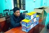 Công an Hương Sơn phát hiện nhiều vụ vận chuyển, buôn bán pháo nổ