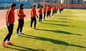 U23 Việt Nam sẽ tập ở mặt sân tương tự sân Chang Arena