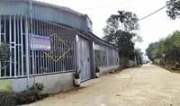 Bí thư Đảng ủy xã ngang nhiên xây nhà kiên cố trên đất nông nghiệp