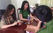 3 kiều nữ miền Tây tụ tập sử dụng ma túy với một người Trung Quốc