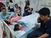 Vụ ngộ độc bánh cuốn tại Trường Mầm non Vườn Mặt Trời Còn 4 trẻ đang điều trị