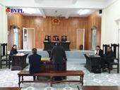VKSND huyện Bình Giang Tổ chức phiên toà dân sự rút kinh nghiệm