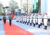Đại tướng Tô Lâm yêu cầu Công an Đồng Nai tuyên chiến, trừng trị các loại tội phạm