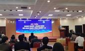 Hội thảo khoa học doanh nghiệp, doanh nhân với Cách mạng công nghiệp 4 0