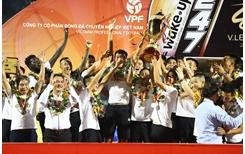 Hành trình vô địch V-League 2019 của Hà Nội FC Bước qua chông gai, làm nên lịch sử