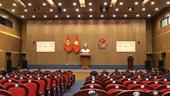 Tập huấn công tác tổ chức Đại hội đảng các cấp trong Đảng bộ VKSND tối cao