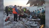 Nhiều người thiệt mạng trong vụ rơi máy bay ở Kazakhstan