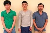 Triệt xóa băng nhóm trộm cắp chuyên nghiệp ở huyện Kỳ Anh