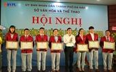 Đà Nẵng trao thưởng các VĐV, HLV có thành tích cao tại SEA Games 30