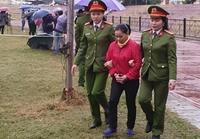Đề nghị khởi tố Bùi Thị Kim Thu tội Che giấu tội phạm
