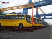 THACO xuất khẩu xe Bus sang thị trường Philippines