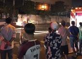 Cháy phim trường mang tên Bee tại huyện Nhà Bè TP HCM