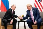 Putin gọi điện cám ơn Trump vì lí do đầy nhân văn