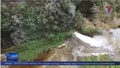 Công ty TNHH Hồng Cơ vẫn tiếp tục xả thải ra suối Dụ
