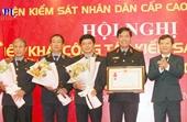 VKSND cấp cao tại Đà Nẵng đón nhận Huân chương Lao động hạng Nhất