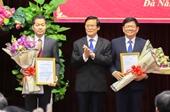 Phó Viện trưởng VKSND tối cao giữ chức Phó Bí thư Thường trực Thành ủy Đà Nẵng