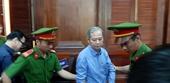 Cựu Phó Chủ tịch UBND TP HCM Nguyễn Hữu Tín lãnh 7 năm tù
