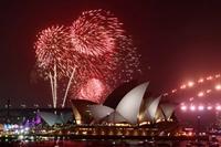 Màn pháo hoa ấn tượng chào năm mới 2020 tại cảng Sydney, Úc