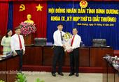 Bình Dương có tân Phó Chủ tịch UBND tỉnh