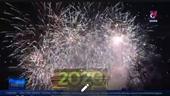 Không khí năm mới lan tỏa trên khắp thế giới