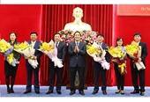 Ban Bí thư chuẩn y, chỉ định nhân sự tỉnh Phú Thọ