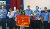 VKSND tỉnh Bình Dương đón nhận cờ thi đua của Chính phủ