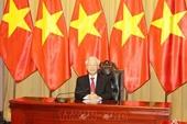 Tổng Bí thư, Chủ tịch nước Nguyễn Phú Trọng Khát vọng vì một Việt Nam cường thịnh