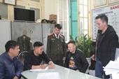 Bắt giữ đối tượng truy nã người Trung Quốc tại sân bay Cát Bi