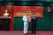 Bổ nhiệm Phó viện trưởng VKSND tỉnh Sơn La và Viện trưởng VKSND TP Sơn La