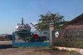 Chuyển hồ sơ sai phạm của Cty Đóng tàu và Dịch vụ dầu khí Vũng Tàu sang Công an điều tra