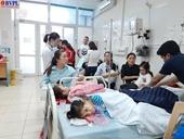 Trường Mầm non Vườn Mặt Trời bị phạt 43 triệu đồng vì để học sinh ngộ độc bánh cuốn