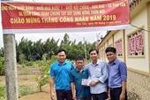 VKSND huyện Tân Phú Đông thực hiện tốt chương trình xây dựng nông thôn mới