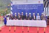Khởi công dự án thủy điện tích năng đầu tiên tại Nam Trung bộ