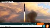 Tình báo Mỹ phát hiện tên lửa đạn đạo Iran đã vào thế sẵn sàng khai hỏa
