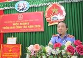 VKSND tỉnh Vĩnh Long triển khai công tác năm 2020