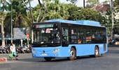 Nợ lương 2 tháng, tài xế xe buýt ở TP HCM ngưng chạy