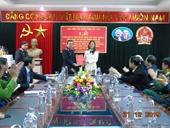 Thành phố Hải Dương có nữ Viện trưởng VKSND
