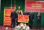 VKSND tỉnh Quảng Bình 6 năm liên tục đón nhận Cờ thi đua xuất sắc