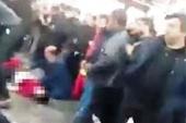 Hiện trường vụ giẫm đạp khiến hàng chục người chết trong lễ tang Tướng Iran