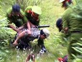 Bắt kẻ trộm dính máu, 5 Cảnh sát bị phơi nhiễm HIV