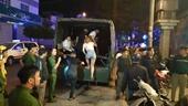 Đột kích quán bar phát hiện hàng chục nam nữ nghi phê ma túy