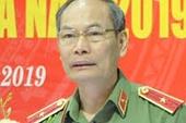 Thiếu tướng Đỗ Văn Hoành làm Chánh Văn phòng Cơ quan CSĐT Bộ Công an