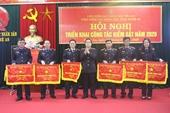 VKSND tỉnh Nghệ An đón nhận Cờ thi đua của Chính phủ