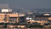 Tên lửa lại nã vào Vùng Xanh ở Bagdad, cách ĐSQ Mỹ 100 mét
