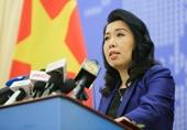 Việt Nam lên tiếng về bản đồ thềm lục địa Malaysia đệ trình lên LHQ