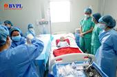 Cứu bệnh nhân ung thư bằng ghép tế bào gốc đầu tiên ở miền Trung